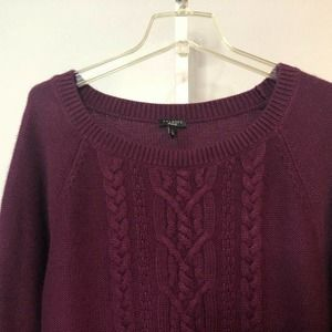 Talbots NWT Cable Knit Sweater